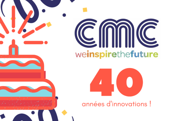 CMC fête ses 40 ans