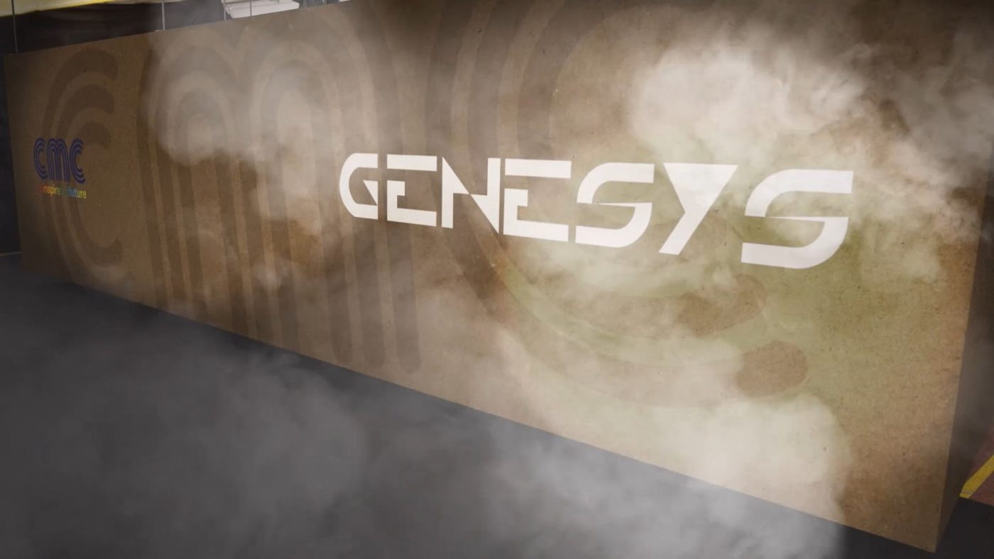 Emballeuse 3D Genesys