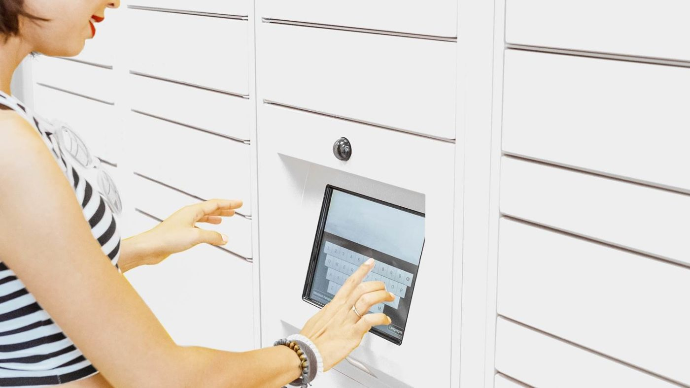 Consigne automatique Pakpobox